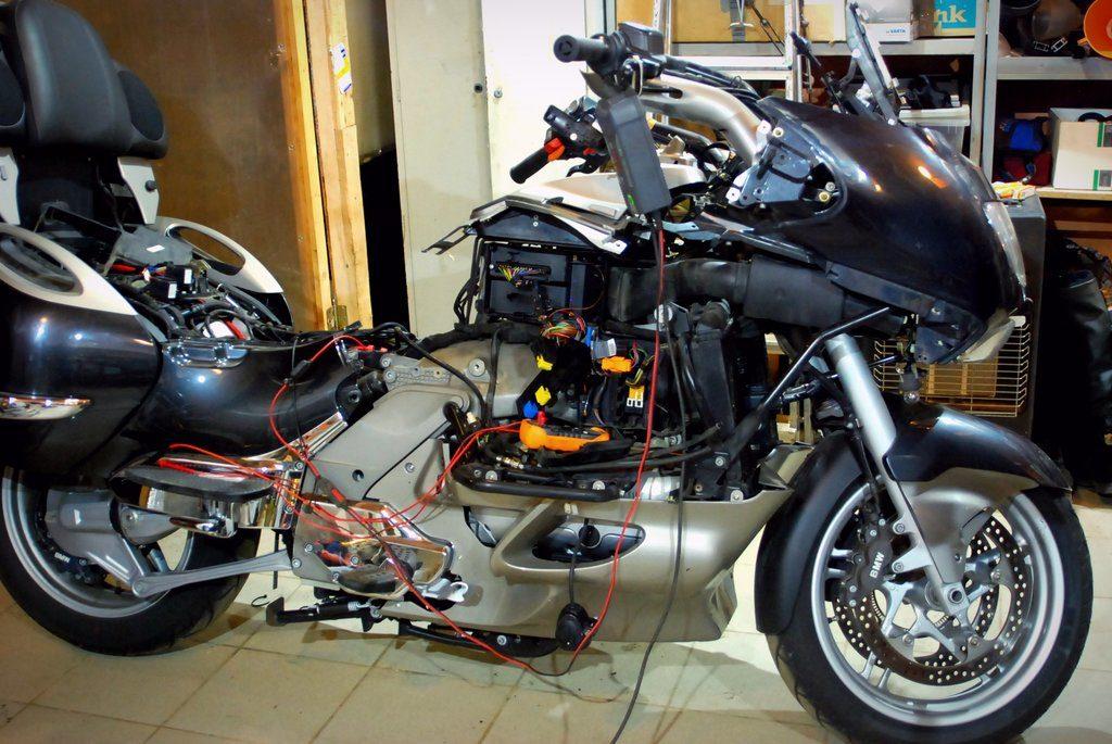 Установка дополнительного оборудования на мототехнику