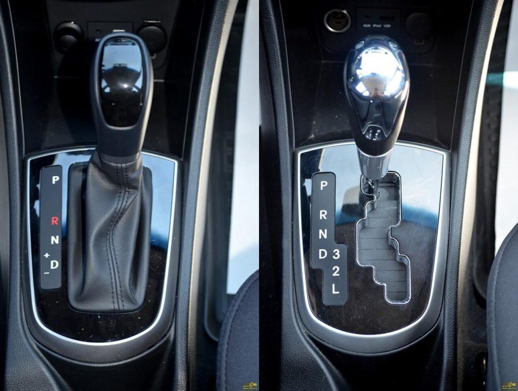 Автоматическая или механическая коробка передач